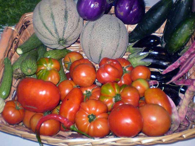 prodotti dell'orto